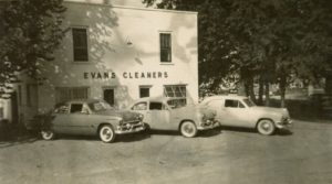 Evans Cleaners - 1952