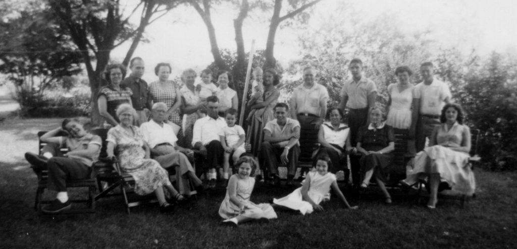 paul reunion 1952