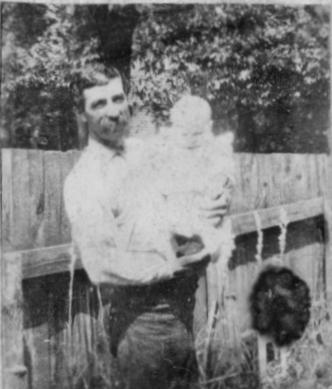 Temple Paul and grandson Bill Paul