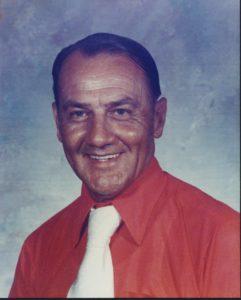 Woody Evans - 1972